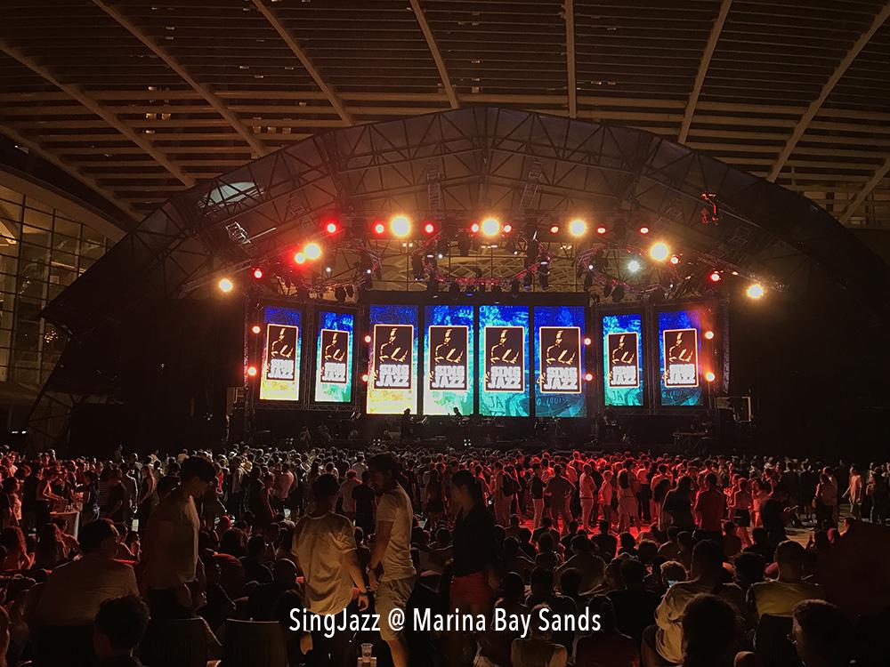 SingJazz @ Marina Bay Sands